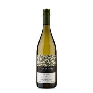 Dos Fincas Chardonnay 2015