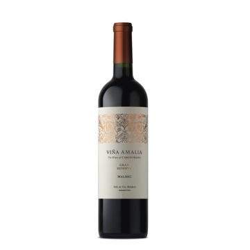 Viña Amalia Malbec Gran Single Vineyard 2012