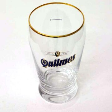 Quilmes Glas